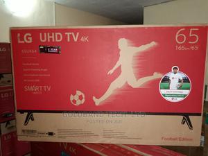 LG Uhd TV 65 Inch 4K Display Hdr Smart LED TV | TV & DVD Equipment for sale in Lagos State, Ojodu