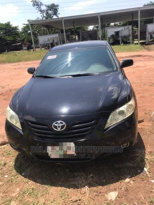 Toyota Camry 2008 2.4 LE Black | Cars for sale in Kwara State, Ilorin South