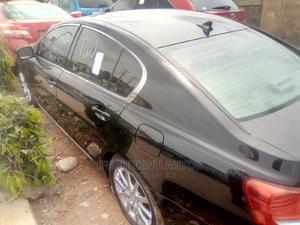 Lexus GS 2007 350 4WD Black | Cars for sale in Lagos State, Ikeja