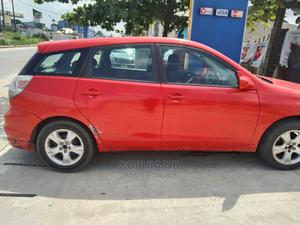 Toyota Matrix 2005 Red | Cars for sale in Rivers State, Port-Harcourt