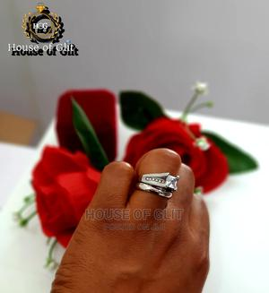 Beautiful Stainless Steel 2set Wedding and Engagement Rings | Wedding Wear & Accessories for sale in Imo State, Owerri