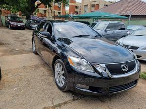Lexus GS 2008 350 Black | Cars for sale in Abuja (FCT) State, Gwarinpa