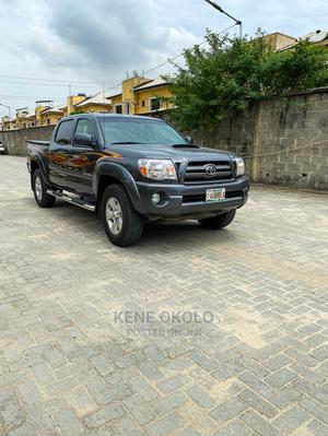 Toyota Tacoma 2010 Double Cab V6 Automatic Gray | Cars for sale in Lagos State, Lekki