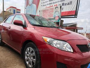Toyota Corolla 2009 1.8 Advanced Red | Cars for sale in Osun State, Osogbo