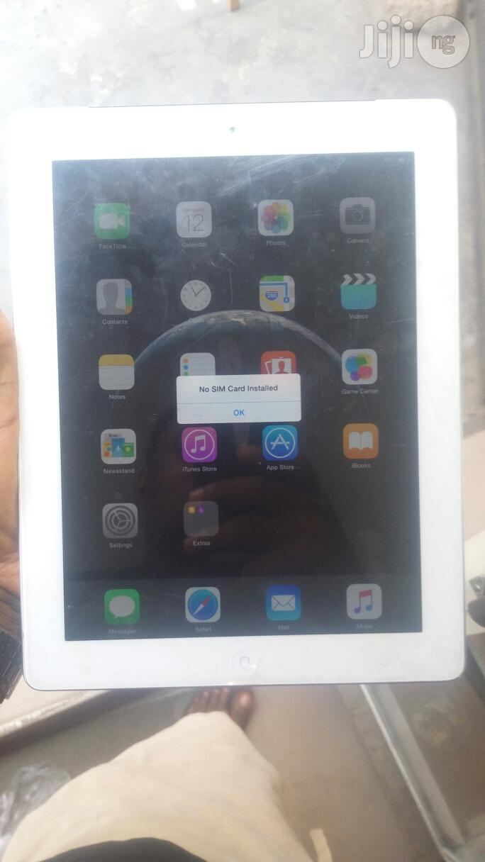 Apple iPad 4 Wi-Fi + Cellular 16 GB | Tablets for sale in Ikeja, Lagos State, Nigeria