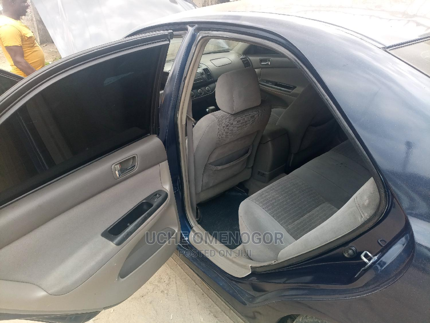 Toyota Camry 2005 Blue   Cars for sale in Port-Harcourt, Rivers State, Nigeria