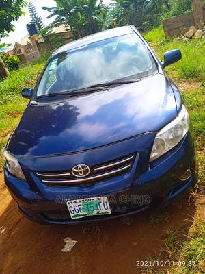 Toyota Corolla 2010 Blue | Cars for sale in Osun State, Ife