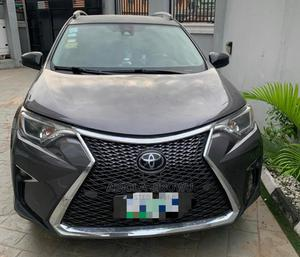 Toyota RAV4 2017 LE AWD (2.5L 4cyl 6A) Gray | Cars for sale in Lagos State, Egbe Idimu