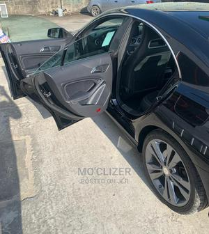 Mercedes-Benz CLA-Class 2016 Black | Cars for sale in Lagos State, Ajah