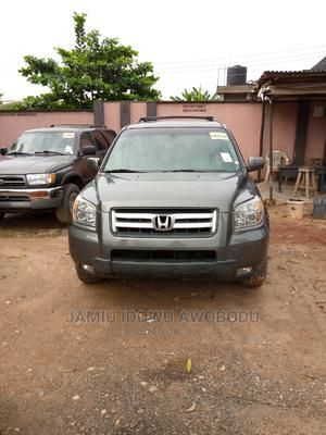 Honda Pilot 2007 Gray | Cars for sale in Lagos State, Alimosho