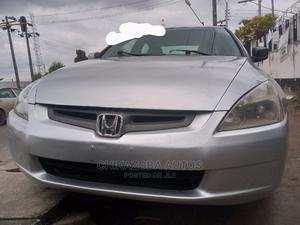 Honda Accord 2005 2.0 Comfort Automatic Silver | Cars for sale in Lagos State, Ikeja