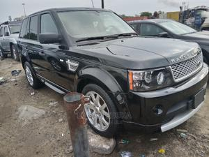 Land Rover Range Rover Sport 2009 HSE 4x4 (4.4L 8cyl 6A) Black   Cars for sale in Lagos State, Amuwo-Odofin