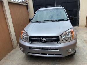 Toyota RAV4 2005 2.4 Silver   Cars for sale in Lagos State, Oshodi
