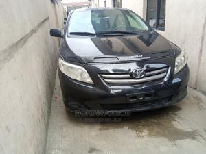 Toyota Corolla 2009 Gray | Cars for sale in Lagos State, Ilupeju