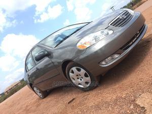 Toyota Corolla 2003 Sedan Automatic Gray | Cars for sale in Enugu State, Nkanu West