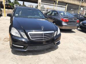Mercedes-Benz E350 2013 Black | Cars for sale in Lagos State, Isolo