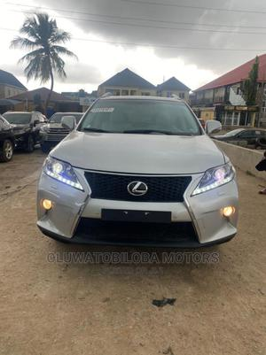 Lexus RX 2012 350 FWD Gold | Cars for sale in Lagos State, Alimosho