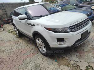 Land Rover Range Rover Evoque 2012 White   Cars for sale in Lagos State, Ikeja