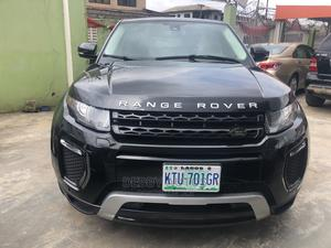Land Rover Range Rover Evoque 2013 Black   Cars for sale in Lagos State, Agege