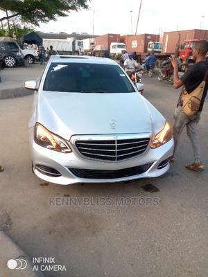 Mercedes-Benz E350 2014 Silver   Cars for sale in Lagos State, Amuwo-Odofin
