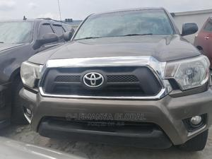 Toyota Tacoma 2012 Access Cab V6 Automatic Beige   Cars for sale in Rivers State, Port-Harcourt