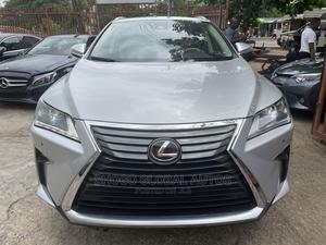 Lexus RX 2016 350 FWD Silver   Cars for sale in Lagos State, Magodo