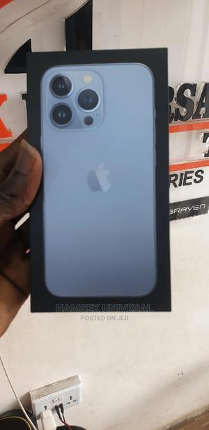 New Apple iPhone 13 Pro 128 GB Blue   Mobile Phones for sale in Lagos State, Ikeja