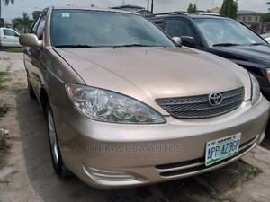 Toyota Camry 2003 Gold | Cars for sale in Lagos State, Ikeja
