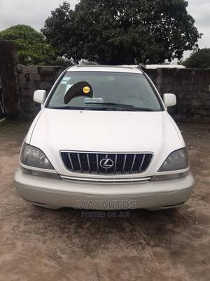 Lexus RX 2002 300 4WD Silver | Cars for sale in Lagos State, Ibeju