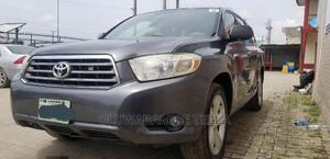 Toyota Highlander 2008 Limited Gray   Cars for sale in Lagos State, Ajah