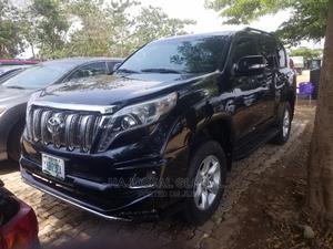 Toyota Land Cruiser Prado 2011 Black | Cars for sale in Abuja (FCT) State, Durumi