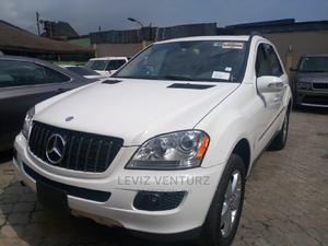 Mercedes-Benz M Class 2007 ML 500 4Matic White   Cars for sale in Lagos State, Ikeja