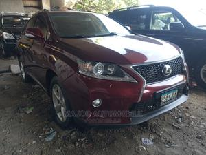 Lexus RX 2015 350 AWD Red   Cars for sale in Lagos State, Apapa