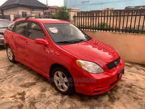 Toyota Matrix 2004 Red   Cars for sale in Lagos State, Abule Egba