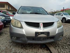 Pontiac Vibe 2004 Automatic Silver | Cars for sale in Lagos State, Agege