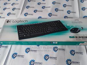 Logitech MK270 Wireless Keyboard And Mouse | Computer Accessories  for sale in Edo State, Benin City