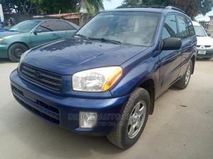 Toyota RAV4 2005 2.0 4x4 Blue | Cars for sale in Lagos State, Ajah