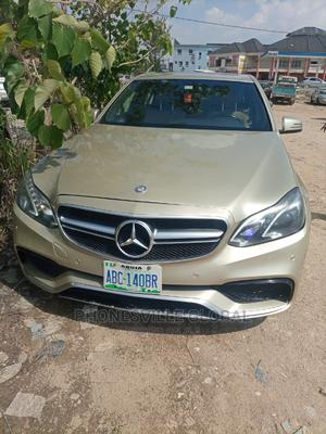 Mercedes-Benz E350 2011 Gold | Cars for sale in Abuja (FCT) State, Mabushi