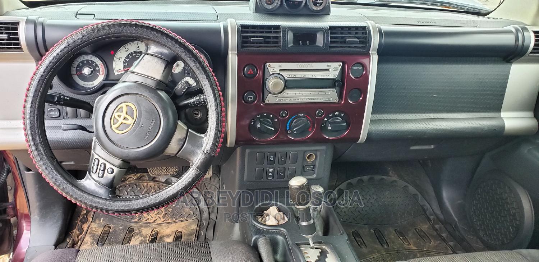 Toyota FJ Cruiser 2007 Base 4x4 | Cars for sale in Alimosho, Lagos State, Nigeria