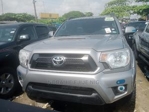 Toyota Tacoma 2015 Gray   Cars for sale in Lagos State, Apapa