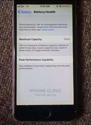 Apple iPhone 6 64 GB Silver | Mobile Phones for sale in Kwara State, Ilorin West