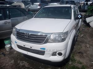 Toyota Hilux 2012 2.0 VVT-i SRX White | Cars for sale in Lagos State, Apapa
