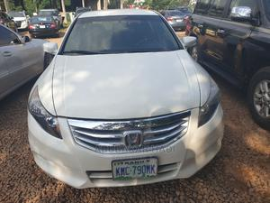Honda Accord 2009 2.4 Executive White   Cars for sale in Abuja (FCT) State, Central Business District