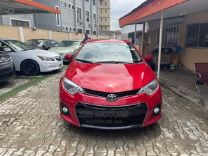 Toyota Corolla 2014 Red   Cars for sale in Lagos State, Ikeja