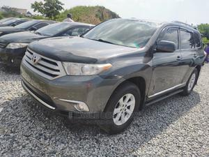 Toyota Highlander 2013 Gray   Cars for sale in Abuja (FCT) State, Gwarinpa