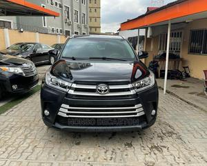 Toyota Highlander 2015 Black   Cars for sale in Lagos State, Ogba