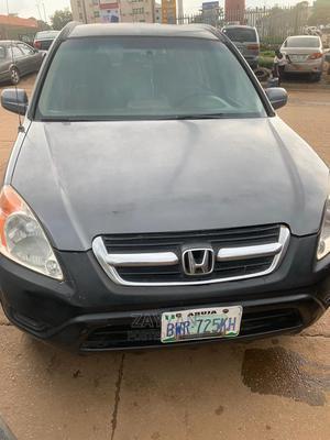 Honda CR-V 2004 Gray   Cars for sale in Abuja (FCT) State, Jabi