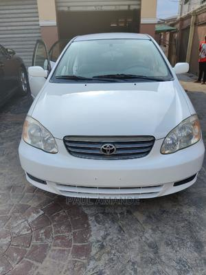 Toyota Corolla 2005 LE White | Cars for sale in Rivers State, Port-Harcourt