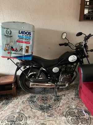 New Motorcycle 2016 Black   Motorcycles & Scooters for sale in Lagos State, Alimosho