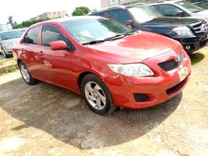 Toyota Corolla 2009 1.8 Advanced Red | Cars for sale in Abuja (FCT) State, Lokogoma